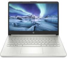 "HP 14s-dq1508sa 14"" Laptop - Intel Core i3, 256GB SSD, 4GB RAM, Silver - 1E0R1EA"