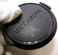 Soligor 52mm Front Lens Cap Snap on type