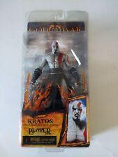 NECA God of War 2 II Kratos Flaming Blades of Athena Brand New Sealed Figure