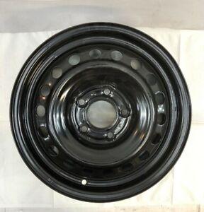 RT Steel Wheel 15X6 5X114.3 ET42 CB67.1 45P  Black Rim - X45567 - RT40881