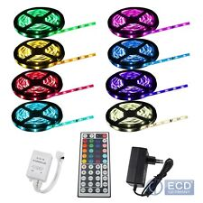 ECD Germany SMD RGB LED Strip - 5 m