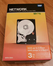 WD Red 3TB 3.5-Inch Network NAS WDBMMA0030HNC-NRSN *NEW in BOX*
