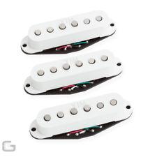 Pastillas blancos Seymour Duncan para guitarras y bajos