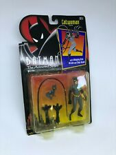 DC BATMAN THE ANIMATED SERIES CATWOMAN ACTION FIGURE KENNER SEALED