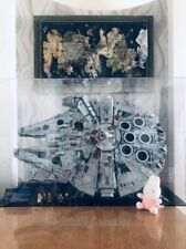 Acrylic display case for Lego Star Wars Millennium Falcon 75192 (Vertical style)