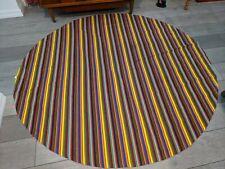 "Fiesta Ware 70"" Round Tablecloth"