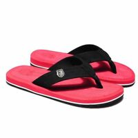 Summer New Men's Slippers Flat Beach Flip Flops Casual Comfort Sandals Shoes