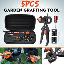 Garden Grafting Cutting Tool Fruit Trees Pruning Shears Scissors Cutting Kits