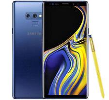 NEW Samsung Galaxy Note 9 Blue Dual SIM SM-N9600 128GB Factory Unlocked Exynos