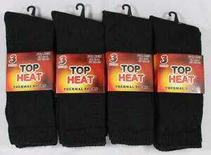 MENS THERMAL SOCKS WARM INSULATED CUSHIONED TOE THICK BOOT WORK SHOES 6-11