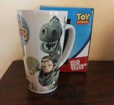 Tazza grande Mug Ceramica Toy Story 3 con scatola NUOVO