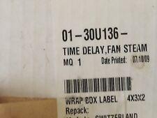 Hobart 01 30u136 Time Delay Fan Steam