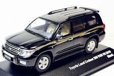 1/43 J-collection Toyota Land Cruiser 200 VXR V8 2010 Negro