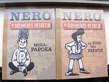 2 x Nero De premières nieuwe uitgaven volledige in kleur