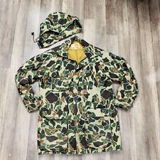 vintage 80s Himalayan Hunting Camo Camouflage Jacket Large L