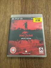 Dead Island Special Edition Game PS3, Playstation 3