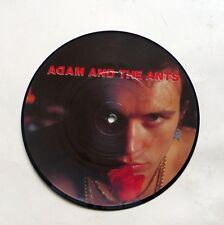 Adam And The Ants Goody, Deux Chaussures 17.8cm Picture-Disc en PVC manche