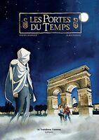 LES PORTES DU TEMPS - EO 2017 - Alain Paillou & David Charrier