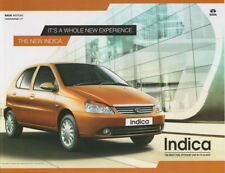 Tata Indica Car (Made in India) _ 2014 Leaflet/Brochure