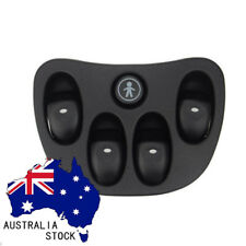 4 Button Electric Power Window Switch For Holden Commodore VT VX 1999-2003 New