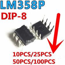 25/50/100 PCS LM358P DIP8 LM358 DIP LM358N new original IC