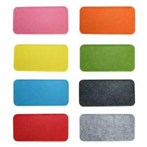 Soft Felt Sunglasses Eyeglasses Sleeve Glasses Pouch Case Organizer Bag