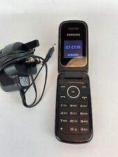 Samsung GT-E1190 - Titan Grey mobile phone Vodafone