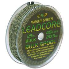 ESP Leadcore BULK Spool 25m Original Camo