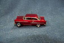55 Chevy Bel Air MoDEL MoToRING/ TJet Dash chassis & RRR Wheels