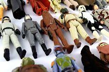 Vintage Star Wars Figurines - Veuillez Choisir De Sélection (B)