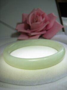 100% Natur Jade Armreif Armband Armkette Stein Schmuck Mode