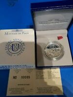 Pièce 5 Francs Semeuse Brillant Universel Argent  -  2001