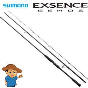 Shimano EXSENCE GENOS S92ML/F-3 Medium Light fishing spinning rod 2018 model