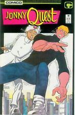 Jonny Quest # 19 (ernie colón) (Estados Unidos, 1987)