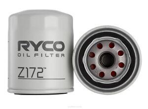 Ryco Oil Filter Z172 fits Toyota Corolla 1.3 (KE72), 1.3 (TE72), 1.6 SPRINTER...