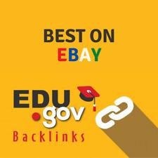 Buy .EDU .GOV backlinks ,150 Unique domains your website blog or affiliate page