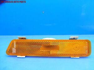 PORSCHE 928 FRONT SIDE MARKER LIGHT LENS ASSEMBLY PASSENGER RIGHT SIDE OEM *SP