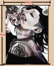 Anime Tokyo Ghoul Uta Wall Scroll Poster Home Decor Cosplay Gift 60*90cm#BK-4