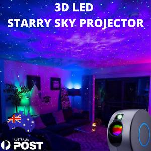 3D Aurora LED Starry Sky Star Projector Light Nebula Night Lamp! Aus 🇦🇺 Galaxy