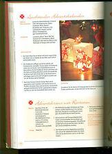 Das goldene Kreativbuch zu Weihnachten (2013, Gebunden) Sonderpreis !statt 19,99