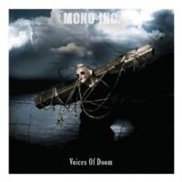 MONO INC. - VOICES OF DOOM (RE-RELEASE)  CD DARK WAVE POP ROCK METAL NEW+