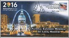 2016, NPS Centennial, St Louis MO, National Expansion Memorial, Pict, 16-128