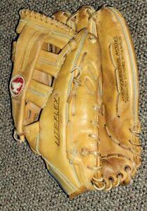 MIZUNO GOC-5 World Win Right Hand RHT Glove Japan lite Flex used