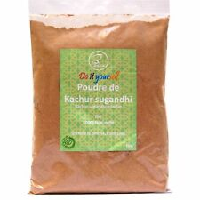 Poudre ayurvédique de Kachur sugandhi 100g, Bio et naturelle