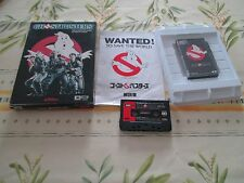 GHOSTBUSTERS GHOST BUSTERS MSX JAPAN IMPORT COMPLETE IN BOX!