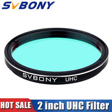 2 Inch Ultra High Contrast UHC Telescope Filter for Deep Sky Astrophotography