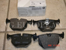 BMW E46 M3 E39 M5 E85 E86 Z4 M Z8 Genuine Rear Brake Pad Set,Pads NEW