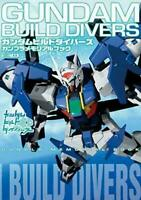 NEW Gundam Build Divers Gundam Model Memorial Book (Art Book) from Japan