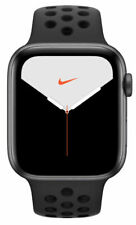 Apple Watch Series 5 Nike 44mm Space Gray Aluminum Case with Anthracite/Black