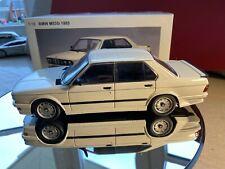 BMW M535 1985 e28 white autoart 1:18